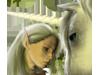 Elfe qui murmure � l'oreille des Licornes